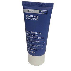 PAULA'S CHOICE Resist Skin Restoring SPF 50 New